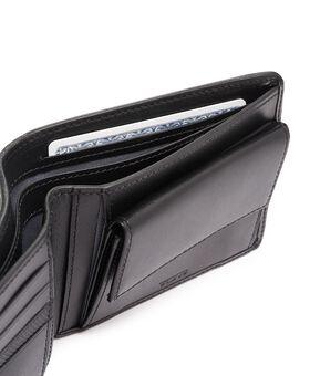 Portefeuille Global avec poche pour monnaie Alpha