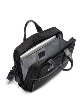 Porte-documents compact pour ordinateur portable à écran large Alpha 3