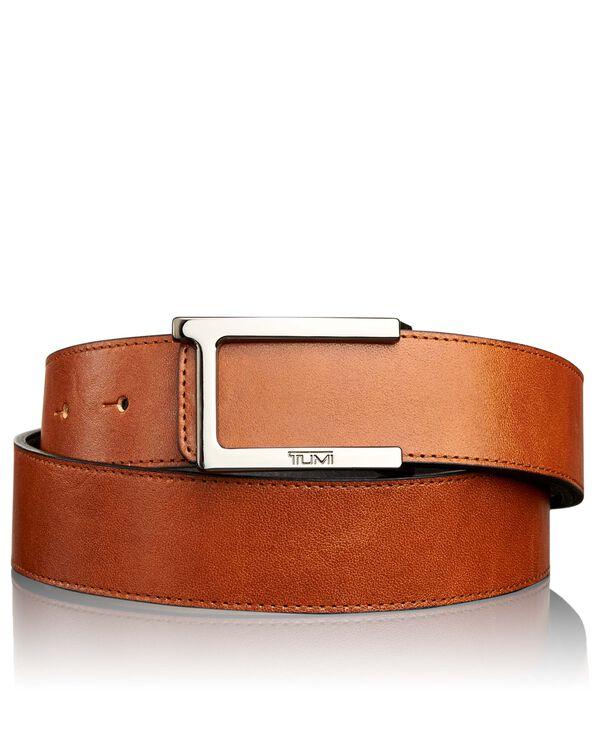 Belts Ceinture réversible en cuir avec boucle en T