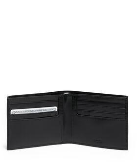 Globale Brieftasche mit zwei Scheinfächern Donington Slg