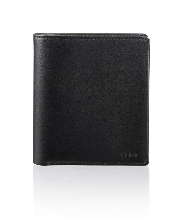 Nassau Global Vertical Flip Coin Wallet