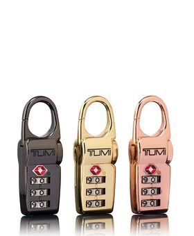TSA Lock Box Set of 3 Travel Accessory