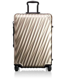 Valise voyage court 19 Degree Aluminium