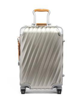Bagage cabine International 19 Degree Titanium