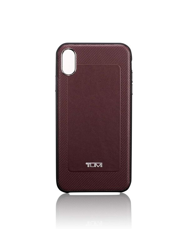Mobile Accessory Leder-/Co-Mold Hülle für das iPhone XS Max