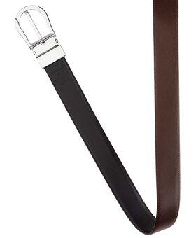 """Ceinture réversible saffiano avec boucle fer à cheval 44"""" Belts"""