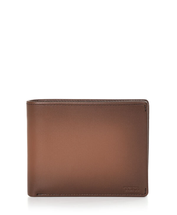 Nassau Global Wallet with Coin Pocket