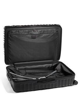 Koffer mit 4 Rollen für weltweite Reisen 19 Degree