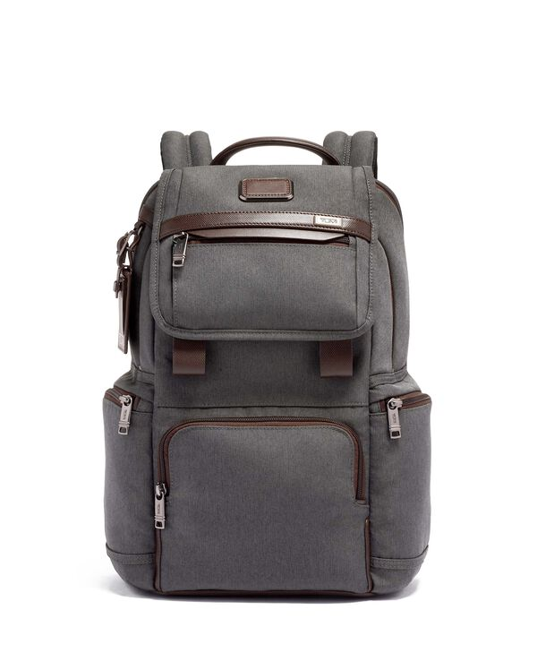 Alpha 3 Flap Backpack