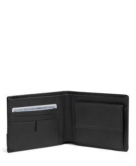 TUMI ID Lock™ Globale Geldbörse mit Münzfach Alpha