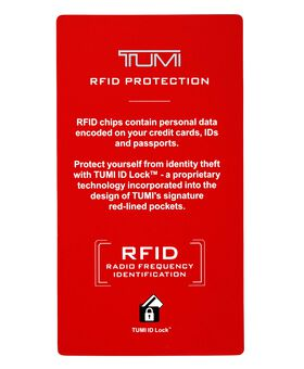 TUMI ID Lock™ Kartenetui (schmal) Monaco
