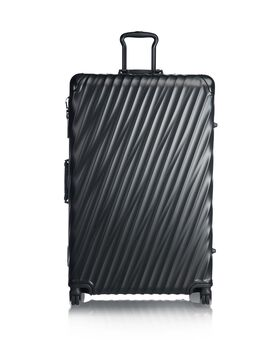 Koffer für eine Weltreise 19 Degree Aluminum