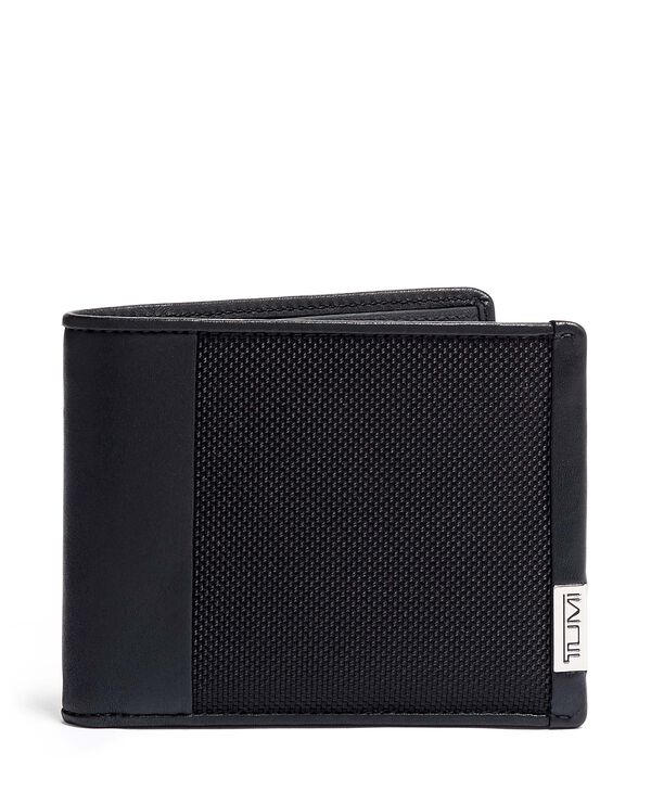 Alpha Globale Brieftasche mit separate Ausweisetui