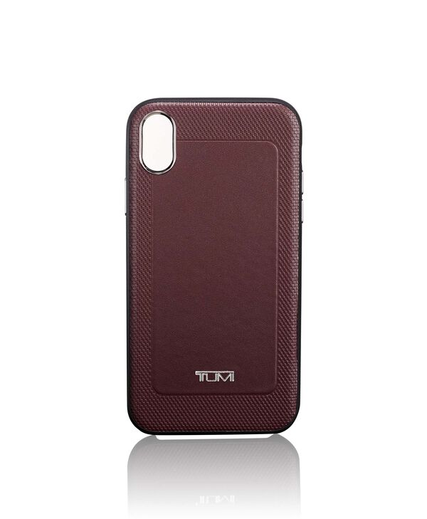Mobile Accessory Iphone XS/X en cuir Co-Mold