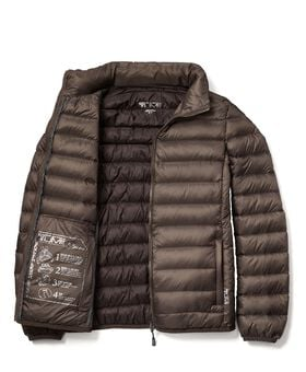 Damen - Clairmont Reisejacke (packbar) S TUMIPAX Outerwear