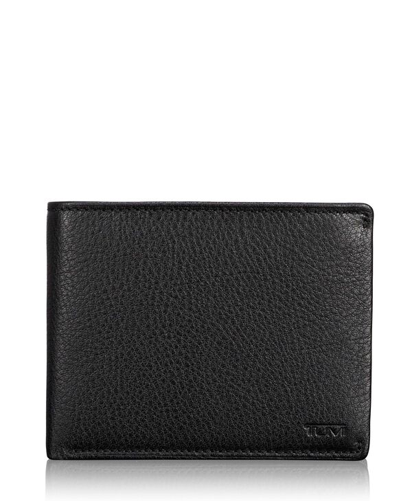 Nassau TUMI ID Lock™ Global Wallet with Coin Pocket
