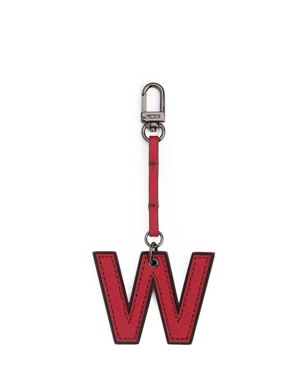 Tumi Womens Accents Letter Charm - W