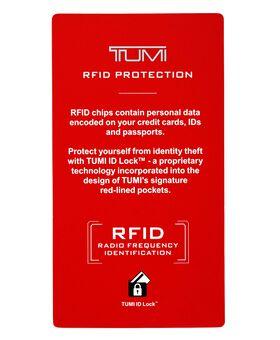 TUMI ID Lock™ Globale Geldbörse mit zwei Scheinfächern Monaco