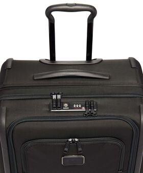 Koffer auf 4 Rollen für Kurzreisen (erweiterbar) Alpha 3