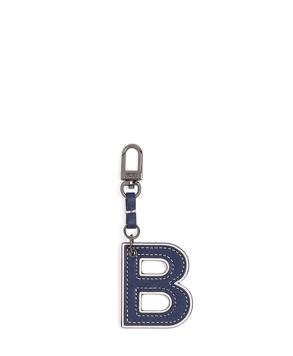 Tumi Womens Accents Letter Charm - B