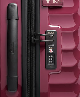 Valise extensible voyage long 4 roues 19 Degree