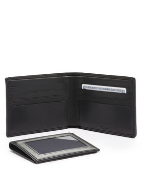 Globale Brieftasche mit separatem Ausweisetui Alpha