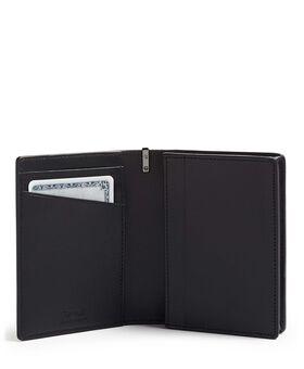 Gusseted Card Case Novara Slg